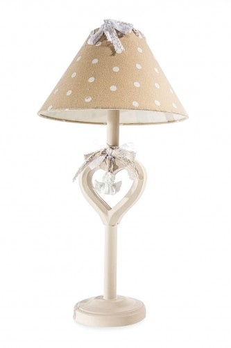 Lampa Baby Kolor 25x25x53cm - Beżowy
